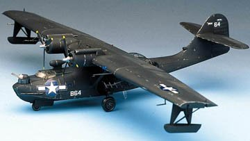 Academy Consolidated PBY-5A Catalina