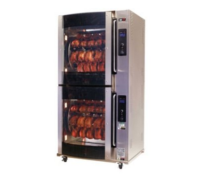 Commercial Chicken Rotisserie Oven
