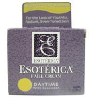 Esoterica Skin Discoloration Fade Cream, SPF 10 2.5 oz