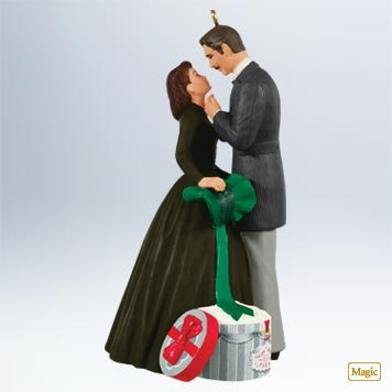 Gone with the Wind 2011 Ornament
