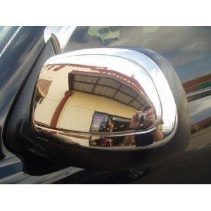 GMC Yukon Sierra Chevy Silverado Suburban Tahoe Avalanche Chrome Mirror Covers 2000-2006