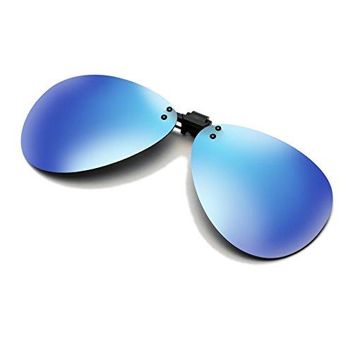 Cyxus Aviator-Occhiali da sole polarizzati con lenti a specchio Classic-Prescription, Occhiali Anti-glare] [] Guida protezione UV, Occhiali da pesca, & uomo donna