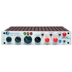 Summit Audio 2Ba-221 Microphone And Line Preamplifier With Di, Tube Output And Impedence Control