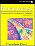 img - for Pharmacology: An Illustrated Review With Questions and Explanations (Little, Brown Review Book) by Manuchair, Ph.D. Ebadi (1996-01-03) book / textbook / text book