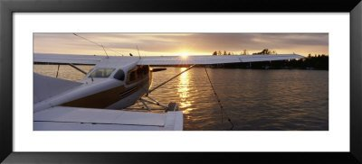 Sea Plane, Lake Spenard, Anchorage, Alaska
