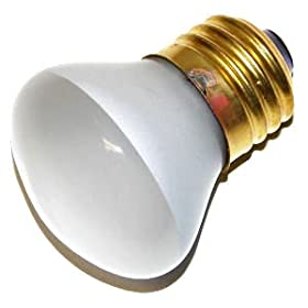 GE 25776  Soft White Indoor Spotlight R14 Bulb, 40-Watt