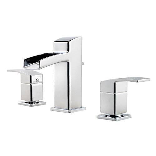 Pfister Nickel Waterfall Faucets Price Compare