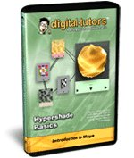 INTRODUCTION TO HYPERSHADE (MAYA BASICS) CD ROM
