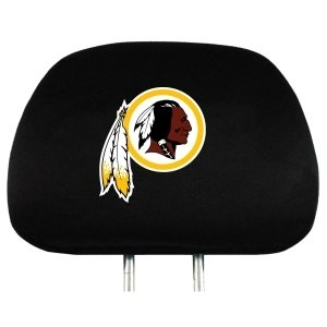 washington-redskins-headrest-covers