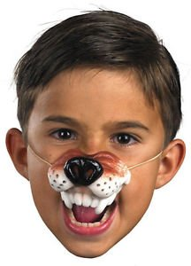 Wolf  (Lego Head Costume Ebay)