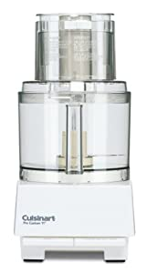 Cuisinart DLC-8S Pro Custom 11-Cup Food Processor, White