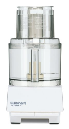 Check Out This Cuisinart DLC-8S Pro Custom 11-Cup Food Processor, White