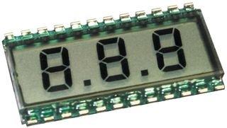 Lumex - Lcd-S301C31Tr - Numeric Lcd Display