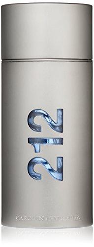 212 By Carolina Herrera For Men. Eau De Toilette Spray 3.4 Ounces