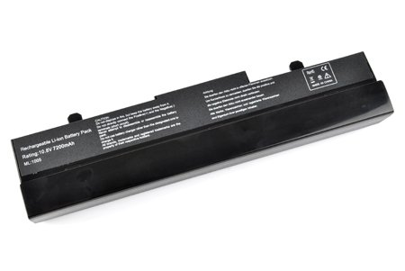 ATC 9-stall New Laptop Replacement Battery for ASUS Eee PC 1001 101HA PC 1005 1005H 1005HA 1005 10Series,7200mAh