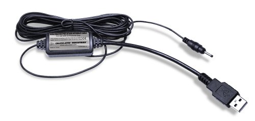 Calculated Industries 5006 Scale Master ProXE PC Interface Cable for the 6135 Scale Master ProXE - Calculated Industries - RC-CI5006 - ISBN: B002O16VMY - ISBN-13: 0098584000936