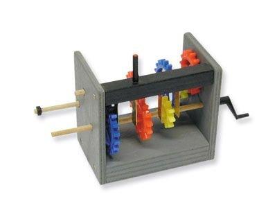 3-Gang-Getriebe mit Retourgang,