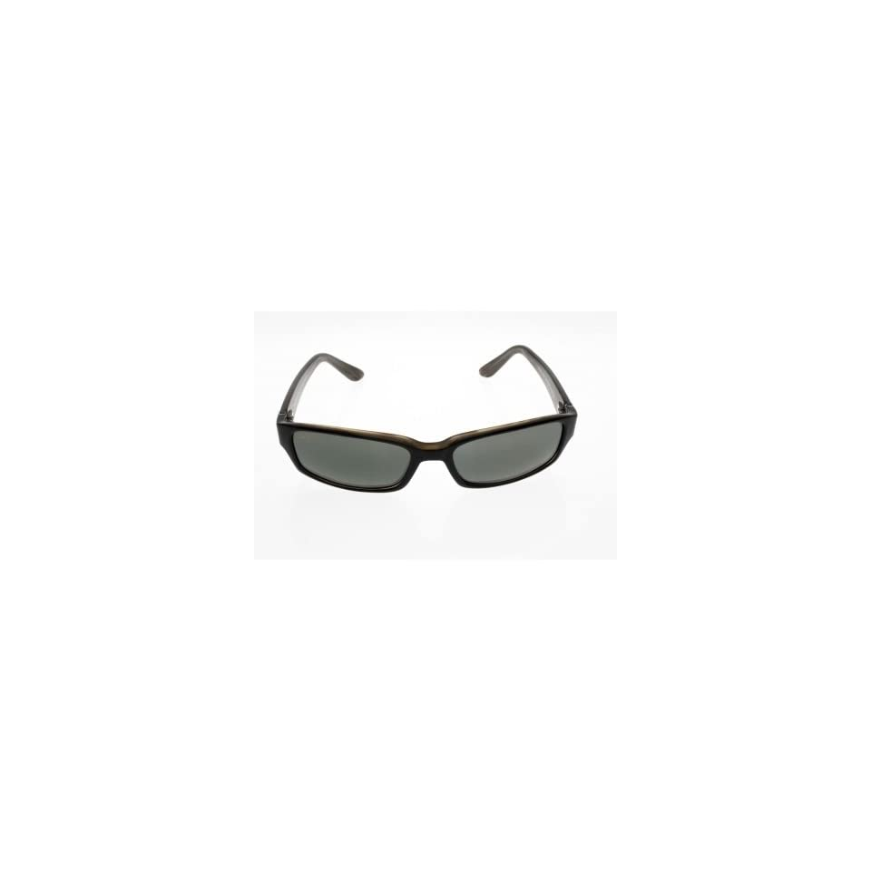 Maui Jim Sunglasses Atoll / Frame Gloss Black Lens Polarized Neutral
