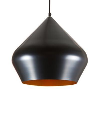Eigentijdse stijl hanglamp zwart