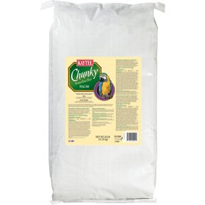 Supreme Chunky Large Pet Bird Food - 25 Lbs
