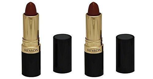 Revlon Super Lustrous Shine Lipstick, Terra Copper - Pack of 2 by Revlon