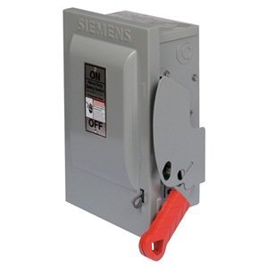 HNF363 Non-Fusible Safety Switch 100A 600V by Siemens