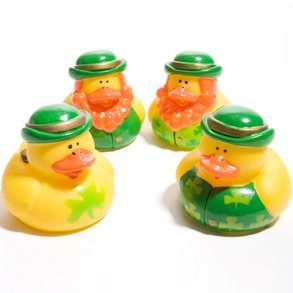 Buy St. Patrick's Rubber Duck