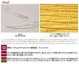 【by boe】【バイボー】dartデザインゴールドピアス