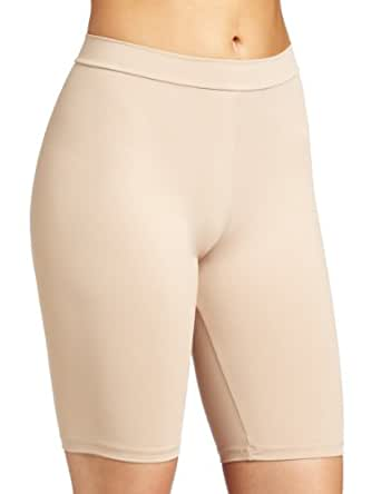 Bali Women's Slim Couture Thigh Slimmer Short, Nude, XX-Large