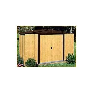 Click to buy Arrow  Woodlake 10'x8' Storage Shed from Amazon!