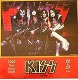 KISS In Makeup 1000 Piece Jugsaw Puzzle (1997) Sunsout