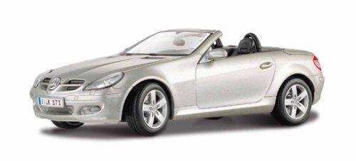 Maisto-531674-Mercedes-SLK-Cabrio-farblich-sortiert