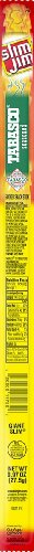 Slim Jim Giant Smoked Snacks, Tabasco, 0.97-Ounce Sticks (Pack Of 24)