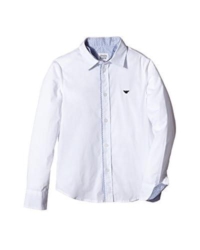 Armani Junior Camicia Bimbo [Bianco]