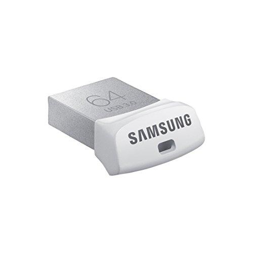 Samsung USBメモリ 64GB USB3.0 超小型タイプ MUF-64BB/EC