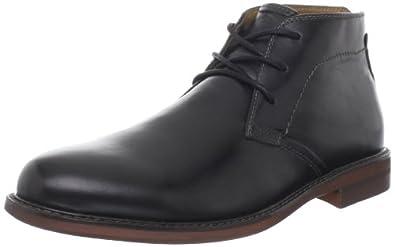 Florsheim Men's Doon Chukka Lace-Up Boot,Black,7 M US