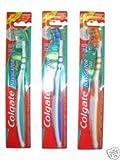 3x Colgate Navigator Plus Medium Toothbrush