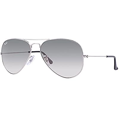 Ray-Ban Aviator Non-Polarized Sunglasses