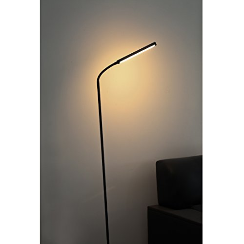 remote and touch control adjustable floor lamp home garden lighting. Black Bedroom Furniture Sets. Home Design Ideas