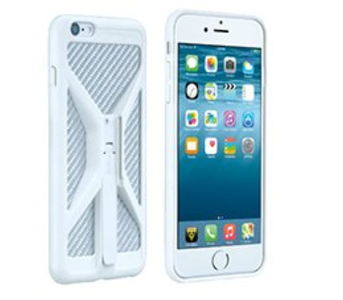 [해외] BAG32101 TOPEAK 라이드 케이스 단체 iPhone6 Plus/6S Plus용 화이트