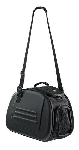 Hunter-47654-Hundetragetasche-Luxus-schwarz