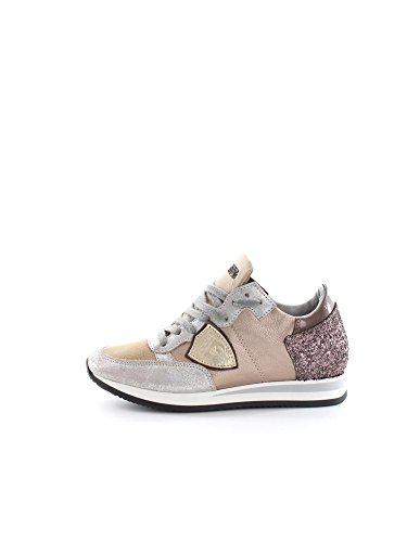 PHILIPPE MODEL PARIS TRLD GM21 BEIGE SNEAKERS Donna BEIGE 40
