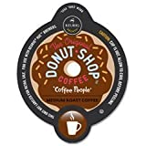 Coffee People Donut Shop Coffee Keurig Vue Portion Pack, 32 Count