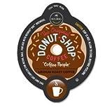 Coffee People Donut Shop Coffee Keurig Vue Portion Pack, 32 count