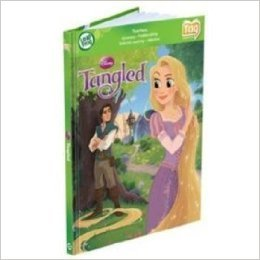* LEAPFROG TAG STORYBOOK TANGLED - 1