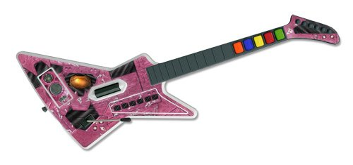 Guitar Hero 2 Skin - Hail to the Chief Pink
