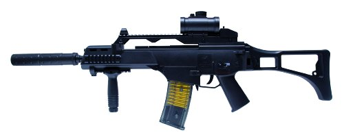 GSG Softair Gewehr KSK-1C Sport Series M85, schwarz, 200939