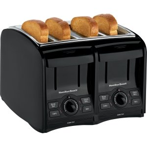 Hamilton Beach Smart Toast 24121 Four Slice Toaster