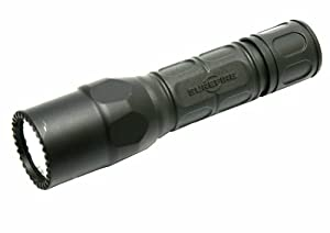 SureFire G2X Pro Dual Output LED Flashlight, Black by SureFire
