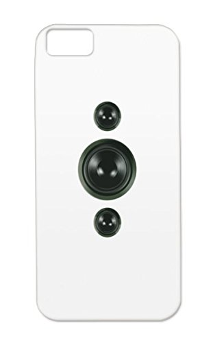 Boom Tpu Anti-Scratch Subwoofer Music Hip Hop Speakers Boom Music Black Black Cover Case For Iphone 5C